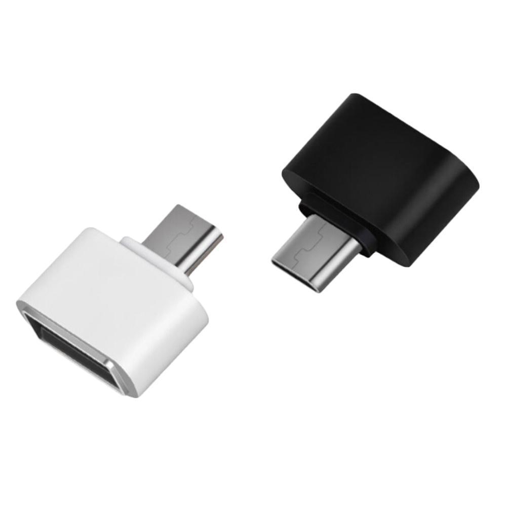 Адаптер OTG micro USB