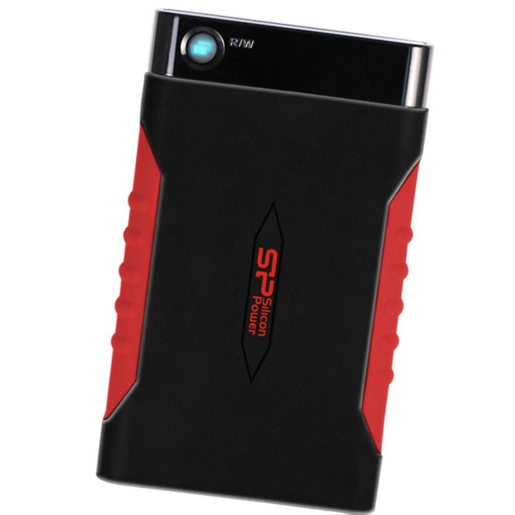 """Внешний жесткий диск 2.5"""" 1TB Silicon Power (SP010TBPHDA15S3L)"""