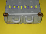 Теплообменник битермический 32 кВт 39819910/39819670 Ferroli Domiproject C32, F32, FerEasy C32, F32, фото 5