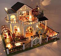 3D Румбокс DIY House ( Эликсир Любви)