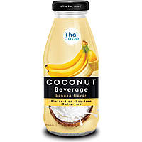 Кокосовий напій Thai Coco Банан 280 мл