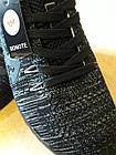 Кроссовки Bonote р.43 текстиль сетка чёрные, фото 5