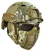 Шлемы и аксессуары