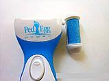 Электрическая роликовая пилка для пяток Personal Pedi Foot Care System, фото 4