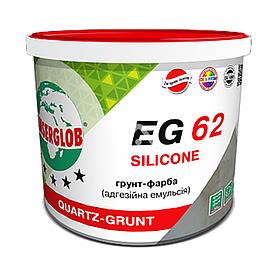 Грунт-фарба силіконова Anserglob EG-62 5 л (7.5 кг) Anserglob