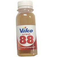 """Клей водостойкий универсальный  200ml  """"Viko"""" №88 / мет,дерево,стекло (Украина)   (40шт/уп)"""