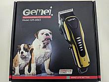 Машинка для стрижки тварин Gemei GM 6063