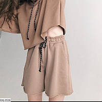 Женские шорты на резинке, фото 1