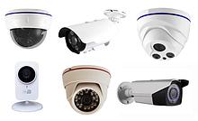 Камеры выдеонаблюдения