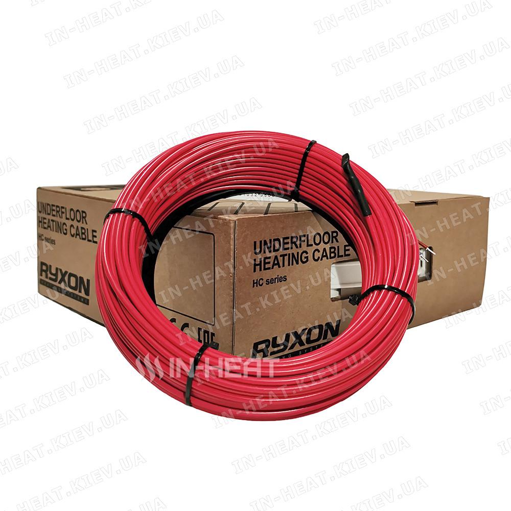 Теплый пол электрический Ryxon 5 м / 100 Вт / 0.5 м² нагревательный кабель для укладки под плитку в клей