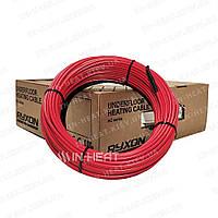 Теплый пол электрический Ryxon 5 м / 100 Вт / 0.5 м² нагревательный кабель для укладки под плитку в клей, фото 1