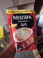 Кофейный напиток «капучино» Nescafe 3 в 1 (53 стика)