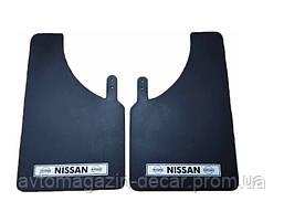 """Брызговики """"Nissan"""" малые + надпись (2шт) """"Speed Master"""" (10шт/уп)"""