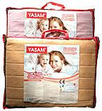 Электрическая простынь Yasam 120x160 - Турция (Электропростынь - термошов - байка) T-54993, фото 6