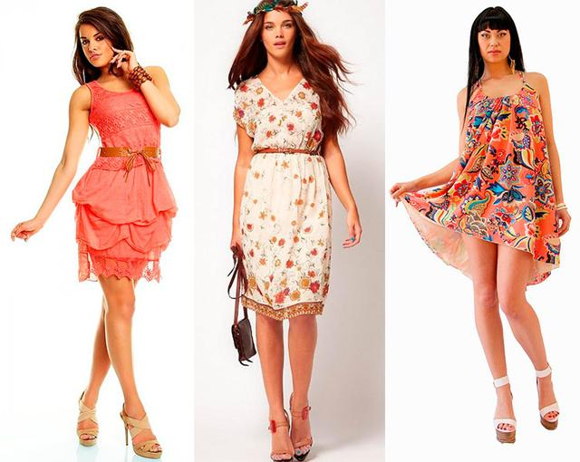 Жіночі літні сукні та сарафани