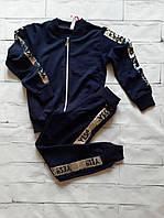 Спортивные костюмы для девочек  TR 140, 152,164р