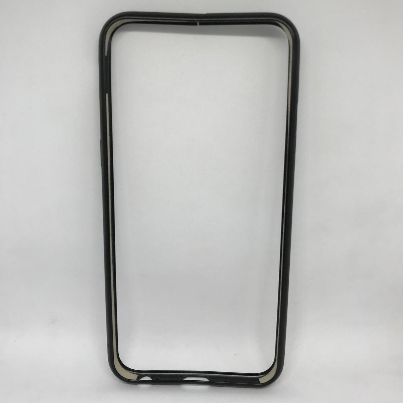 Чехол бампер на заднюю панель iPhone 6 / 6s прозрачный