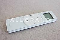 Пульт ALUTECH AT-15 для роллетной и воротной автоматики Алютех 15-ти канальный пульт дистанционного управления