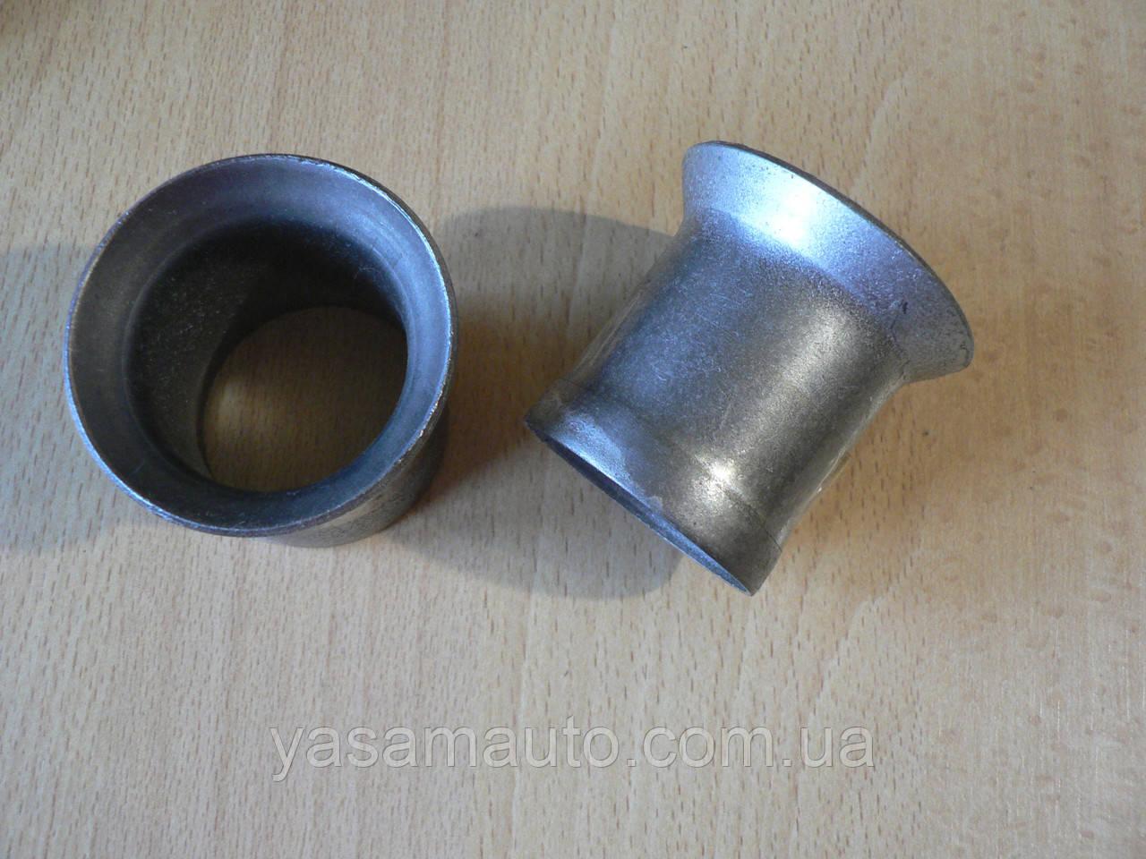 Ремкомплект глушителя ВАЗ 2108 - 2109 трубы промежуточной вставка 1шт длинной 51мм