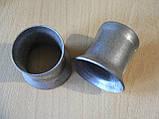 Ремкомплект глушителя ВАЗ 2108 - 2109 трубы промежуточной вставка 1шт длинной 51мм, фото 3