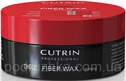 Гель-воск сильной фиксации Cutrin Сhooz Fiber Wax strong, 100 мл