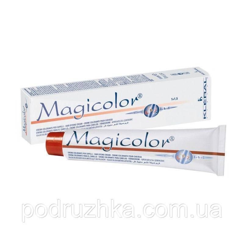 Стойкая крем-краска для волос с витаминами Kleral System Magicolor (105 оттенков), 100 мл