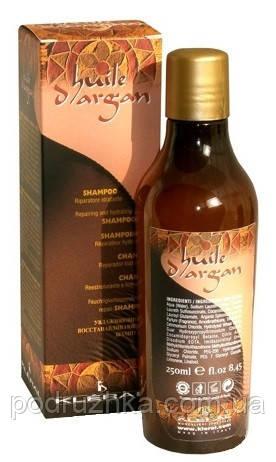 Шампунь з маслом аргана Kleral System Huile D Argan Shampoo, 250 мл
