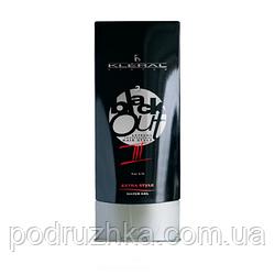 Крем-гель «Эффект мокрых волос» Kleral System Black Out Extra Style, 200 мл