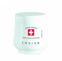 Восстанавливающая Maска для сухих и поврежденных волос Lovien Essential Intensive Repairing Маsk, 250 мл
