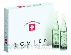 Ампулы против выпадения волос Lovien Essential Hair Loss Prevention Treatment 7x8 мл