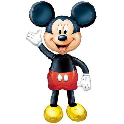 Ходячая фигура Микки Маус (Анаграм), фото 2