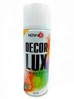 """Краска 450ml  """"Nowax""""  белый мат  NX48013   (12шт/уп)"""