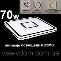 Светодиодный светильник с пультом управления Biom 70W