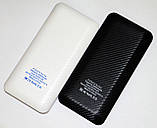 Повер банк Power Bank Samsung 30000 mAh 3 USB LCD-экран, фото 2