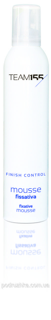 Team155 Finish control Закрепляющий мусс для волос, 300 мл