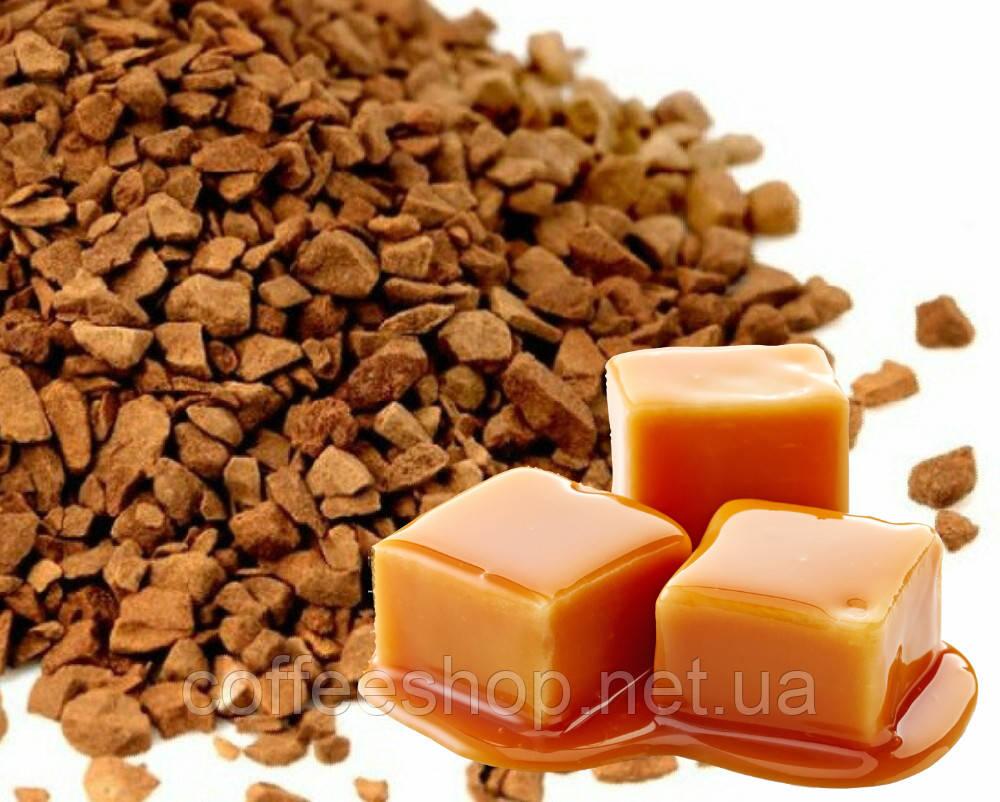Растворимый кофе со вкусом «Карамель» 0,5 кг