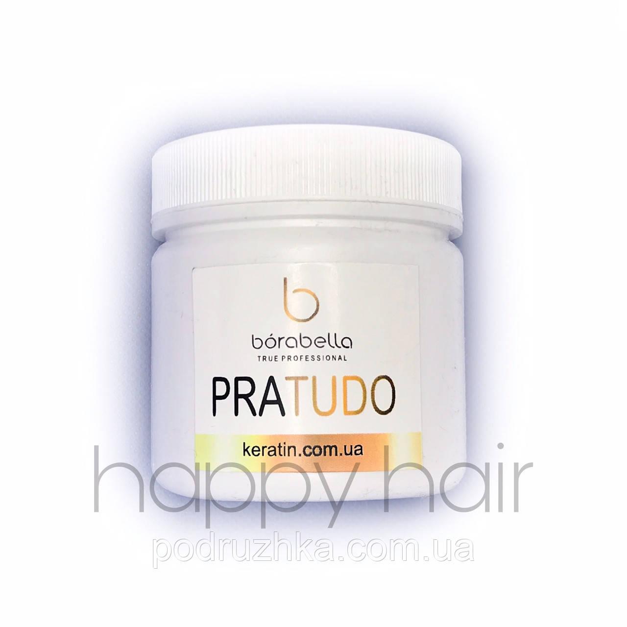 Borabella Pra Tudo Cronograma Capilar ботекс для волос 100 г