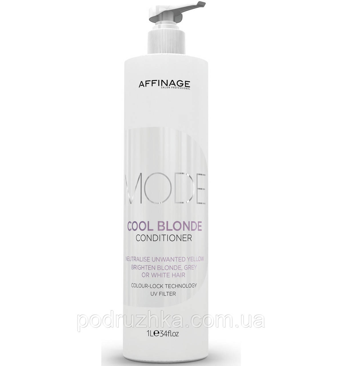 Кондиционер для осветленных волос Mode Cool Blonde, 1000 мл