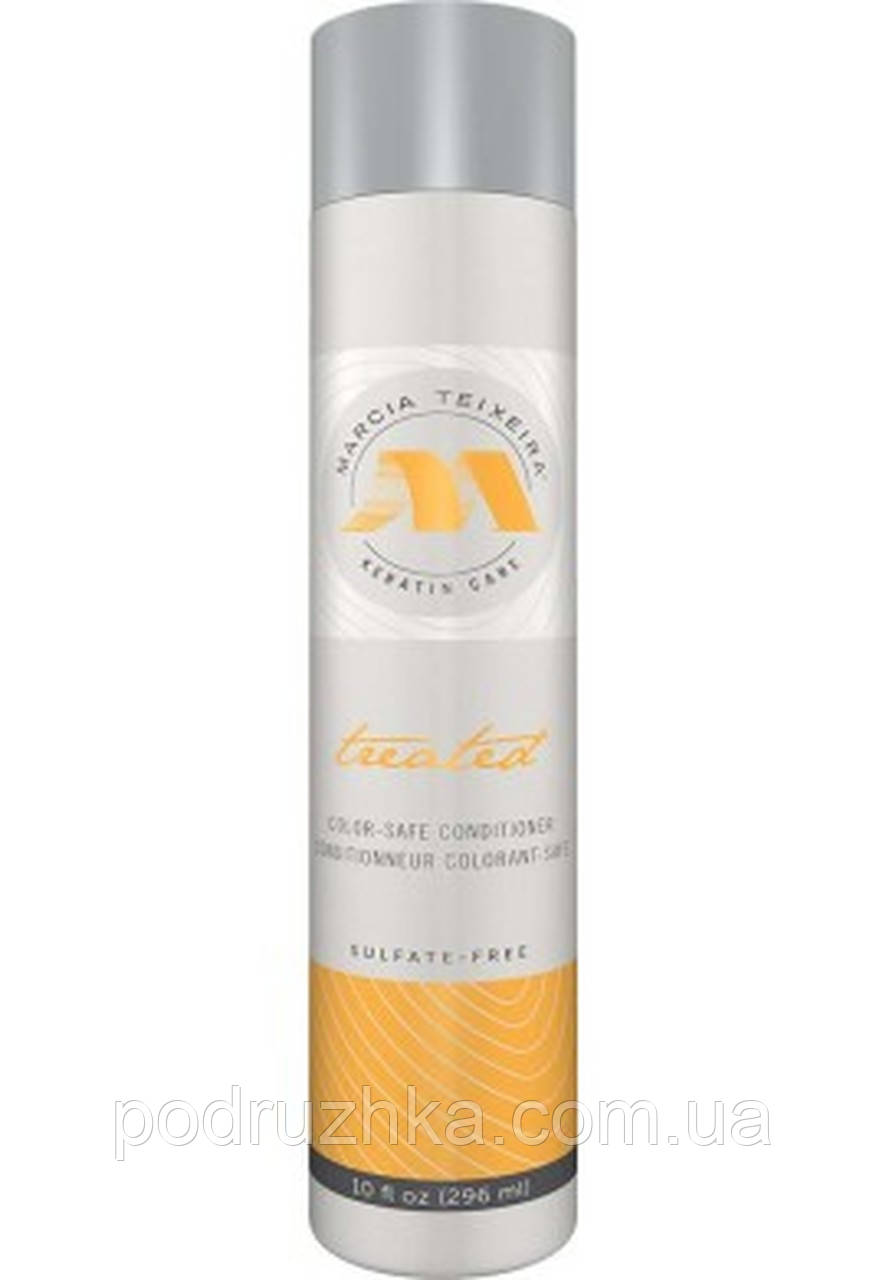 Marcia Teixeira Treated Color-Safe Conditioner Кондиционер для окрашенных волос, 296 мл