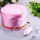 Электрическая термошапка сушуар для масок, ламинирования и лечения волос, фото 2