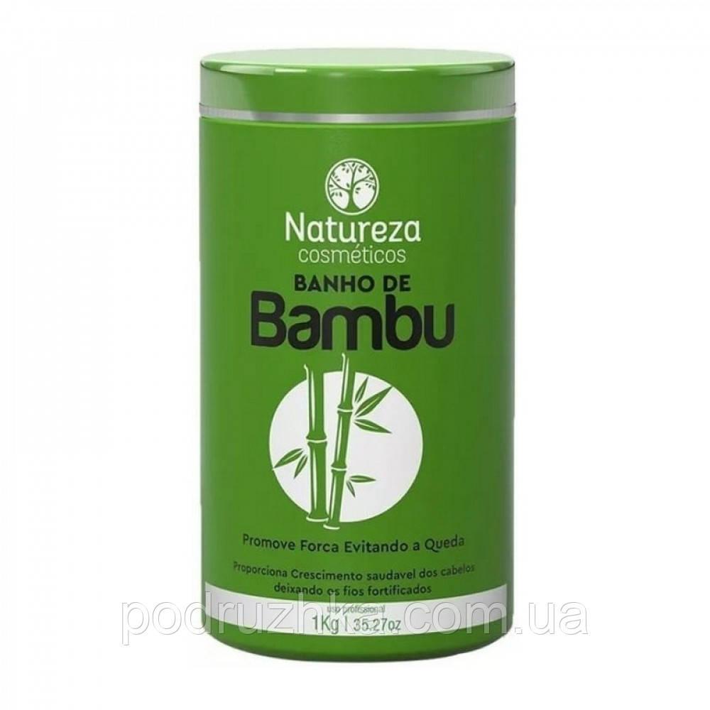 Бoтoкc-глянец Natureza Banho de Bambu, 1000 мл