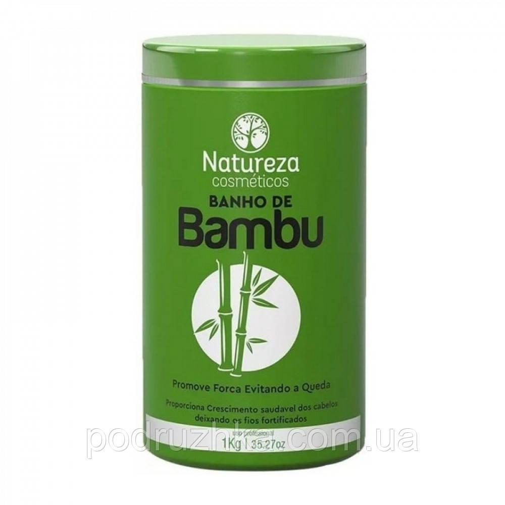 Бoтoкc-глянец Natureza Banho de Bambu, 500 мл