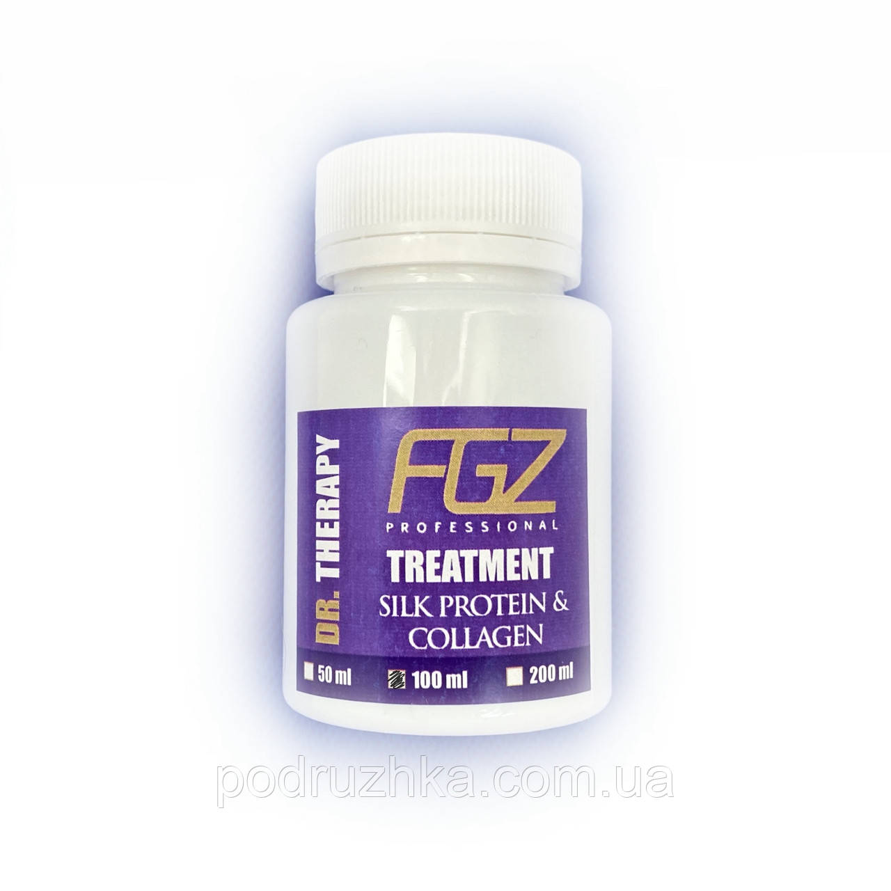 Кератин-энзим (нанопластика) Dr.Therapy, 100 мл