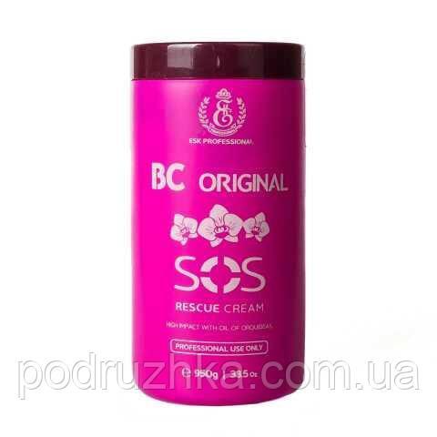 Бoтoкc BC Original SOS Rescue Cream ESK Professional, 500 мл