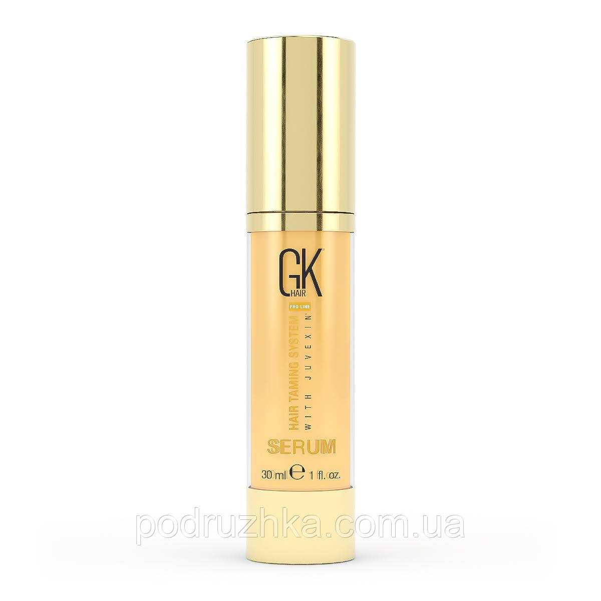 Сыворотка для волос GKhair Serum Gold, 30 мл