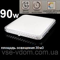 Светодиодный светильник Biom 90W с пультом управления