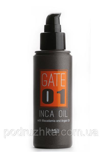 Масло макадамії Эммеби GATE 01 Inca Oil Emmebi, 100 мл