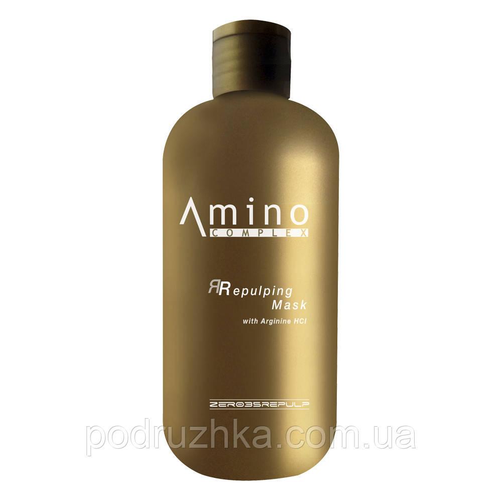 Emmebi Italia Amino Complex Repulping Маsk Восстанавливающая Maска с аминокислотами, 250 мл