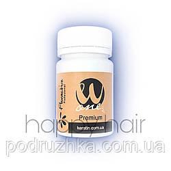 Нанопластика для волос Floractive W.One Premium 50 г