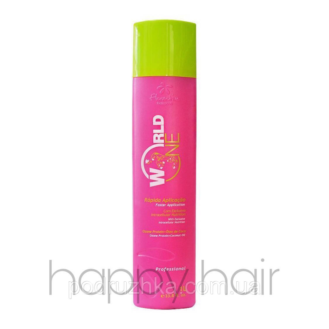 Нанопластика для волос Floractive W.One 500 г